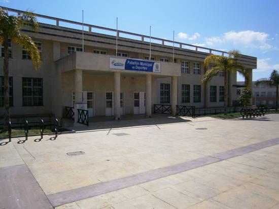 Resultado de imagen de Pabellón Municipal de Deportes de Motril